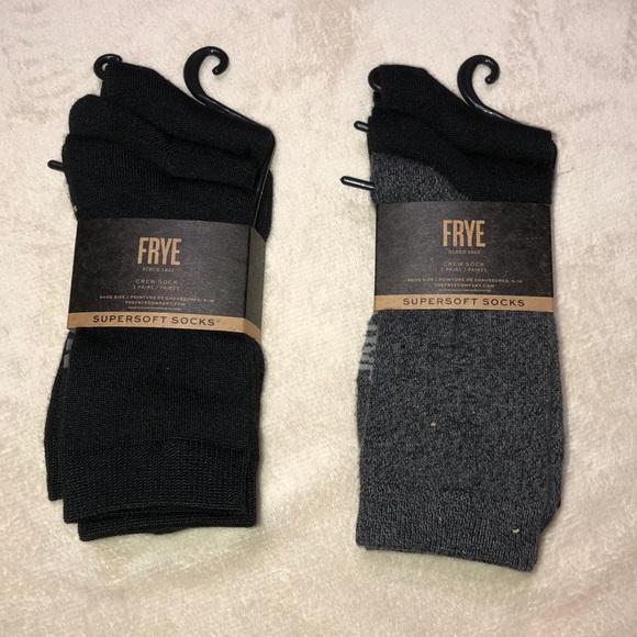Frye Crew Sock Bundle